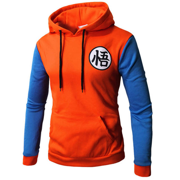Pull à capuche Dragon Ball Z Homme