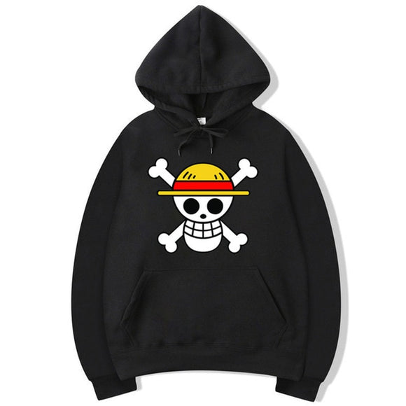Hoodie - One Piece - Homme