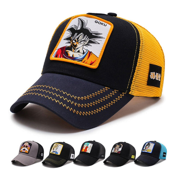 Casquette - Dragonball Z - Personnage - Unisex