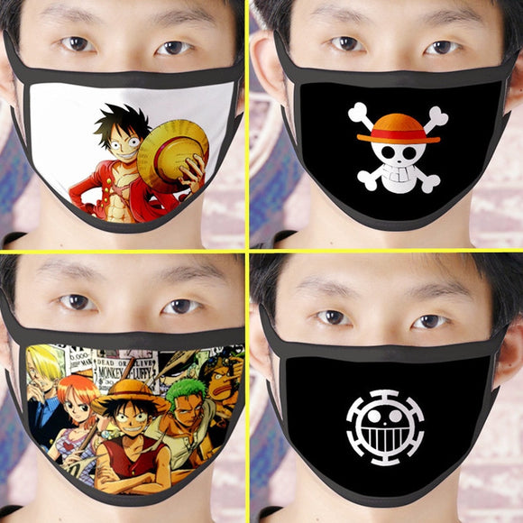 Masques Covid19 - ONE PIECE