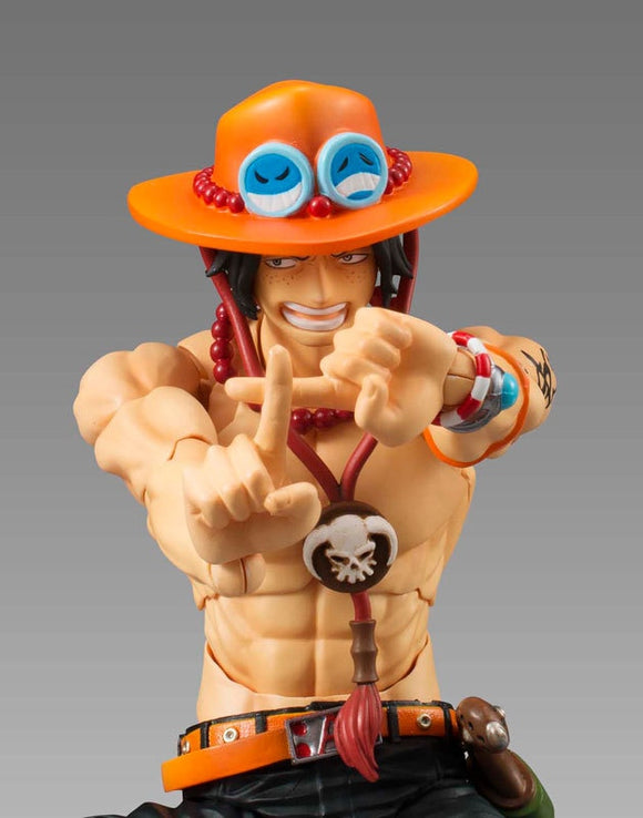 Figurine Amovible One Piece - Portgas D.Ace