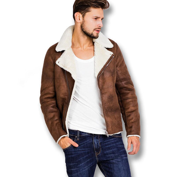 URBAN SUEDE JACKET