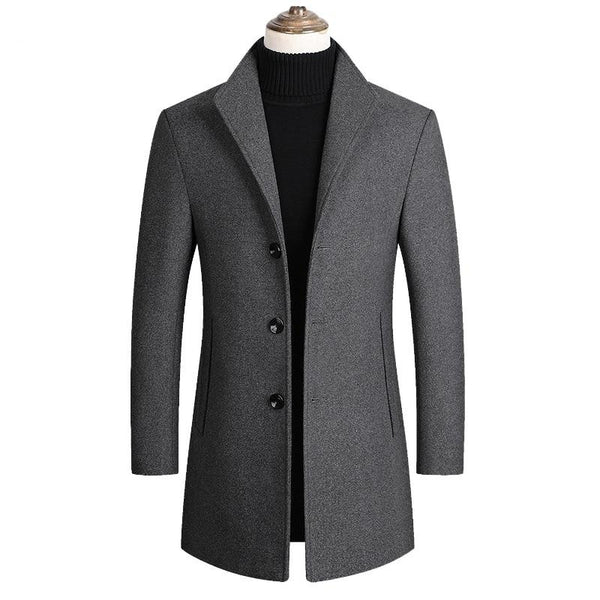 ELEGANT COAT (5 COLORS)