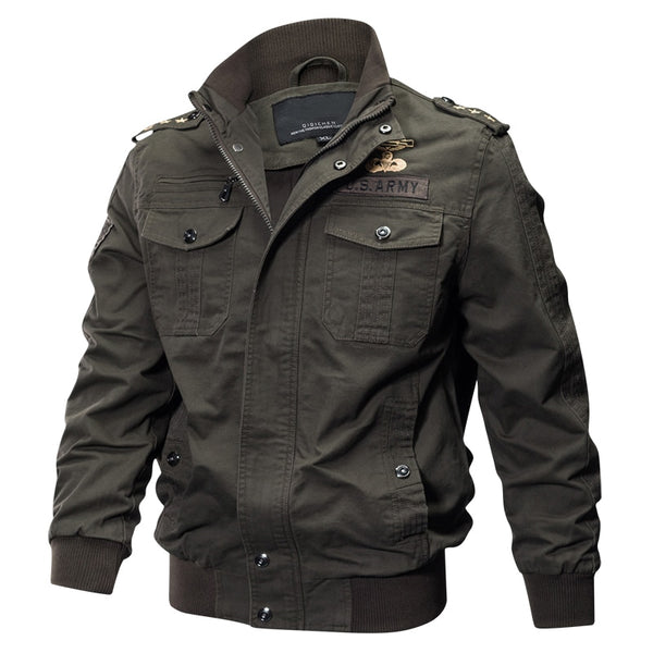MILITARY PILOT BOMBER (6 COLORS)