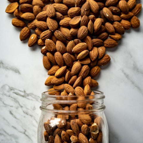 Whole Raw Almonds