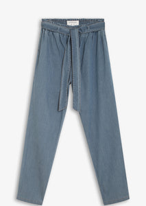Easy Pant denim bleu clair