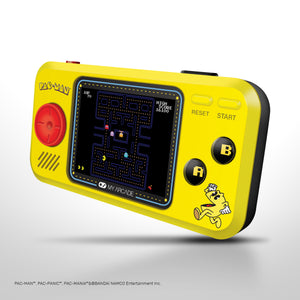 Retro gaming - PAC MAN POCKET