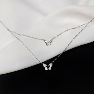 Pendant girlfriend clavicle chain