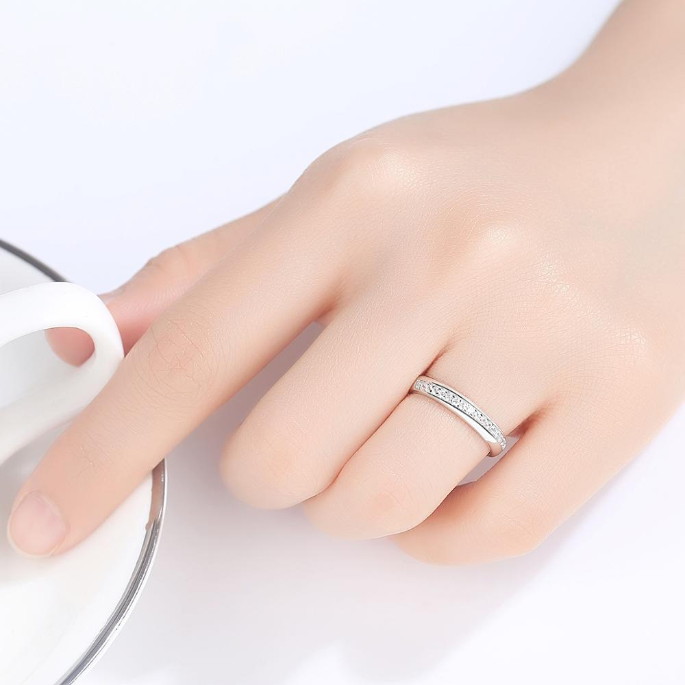Simple personality ring