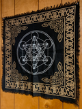Metatron's Cube Cloth
