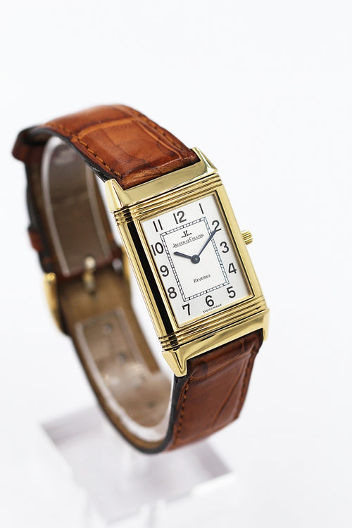 JAEGER-LE COULTRE<br>Reverso Medium Gelbgold