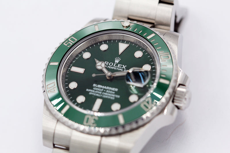 "ROLEX<br>Oyster Perpetual Submariner Date ""Hulk"""