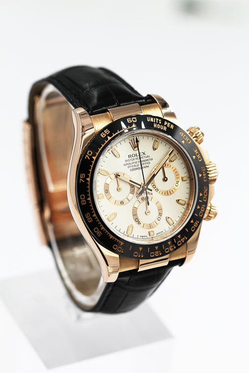 ROLEX<br>Oyster Perpetual Cosmograph Daytona Roségold