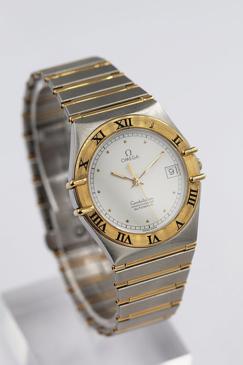 OMEGA<br>Constellation Automatik