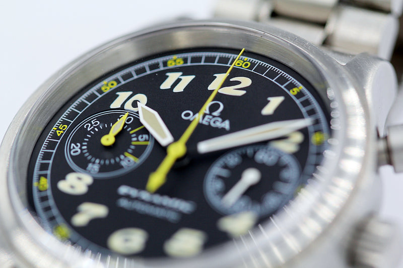 OMEGA<br>Dynamic Chronograph