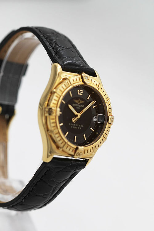 BREITLING<br>Lady Sirius Gelbgold