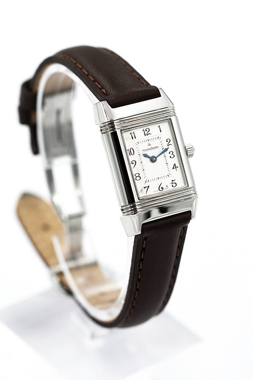 JAEGER-LE COULTRE<br>Reverso Duetto Diamanten