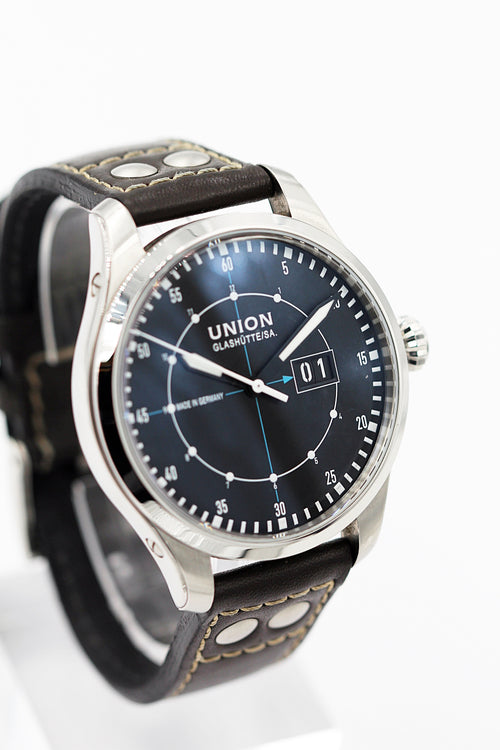 UNION GLASHÜTTE<br>Fliegeruhr Belisar