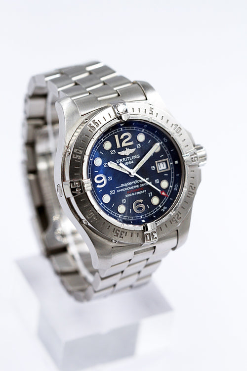 BREITLING <br> Superocean Steel Fish