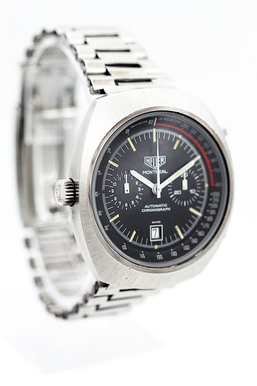 HEUER<br>Montreal Automatik Chronograph