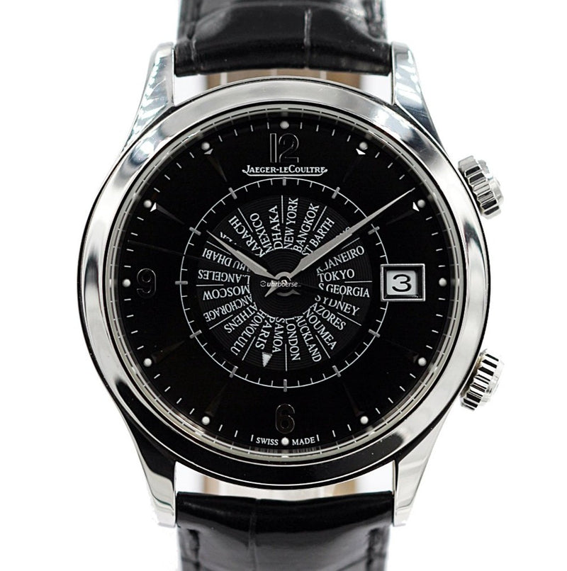 "JAEGER-LE COUTRE<br>Memovox ""Worldtime"" Limited Edition"