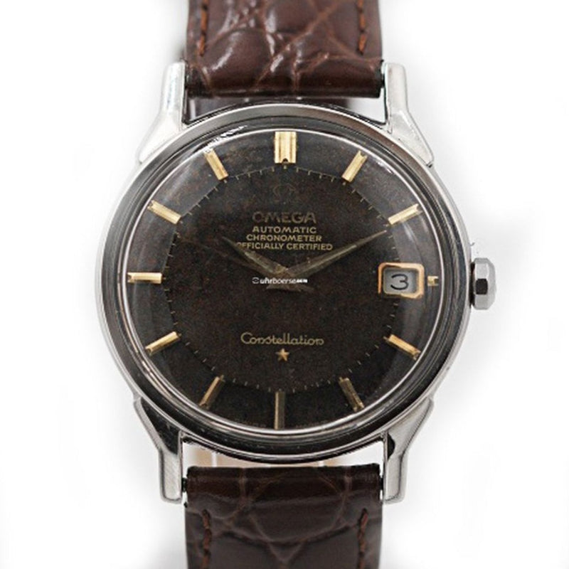 "OMEGA<br>Constellation Vintage ""Pie-Pan"""