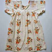 Load image into Gallery viewer, Size Small Even More Flowers Smock Dress