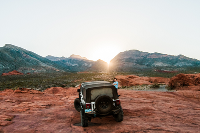 12 Experts Share Their Best Overlanding Route