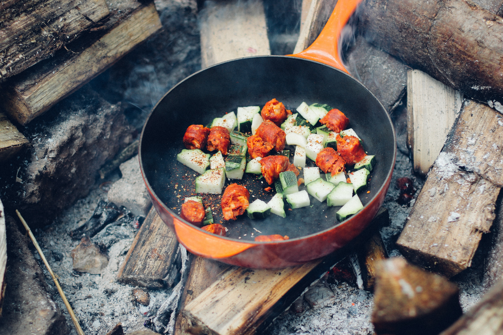14 Cooking Experts Share Their Best Camping Recipe