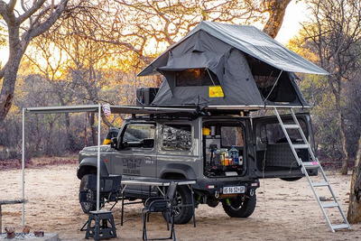 Ultimate Overlanding Tent Buying Guide