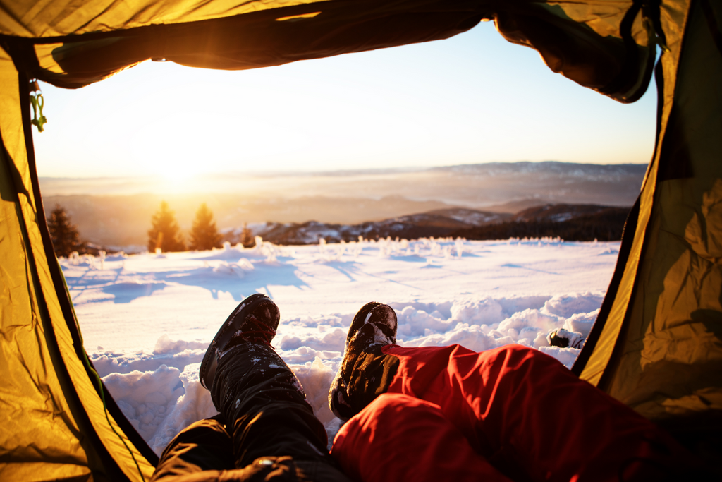 10 Tips for Winter Tent Camping