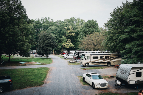 Pinch Pond Family Campground Lifestyle Image