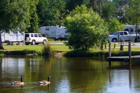 Shady Acres RV & Cabin Community