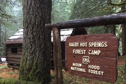 Bagby Hotsprings Campground Lifestyle Image
