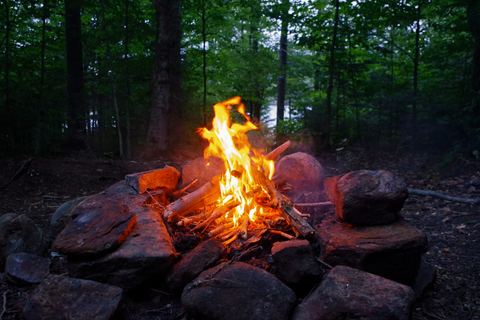Campfire Lifestyle Image