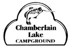 Chamberlain Lake Campground Logo