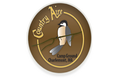 Country Aire Campground Logo