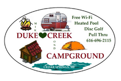 Duke Creek Campground Website