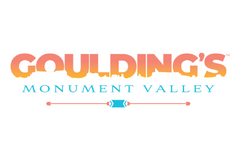 Gouldings Monument Valley Logo