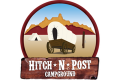 Hitch n Post Campground Logo