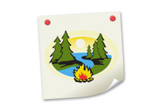 Holiday Acres Campground Logo