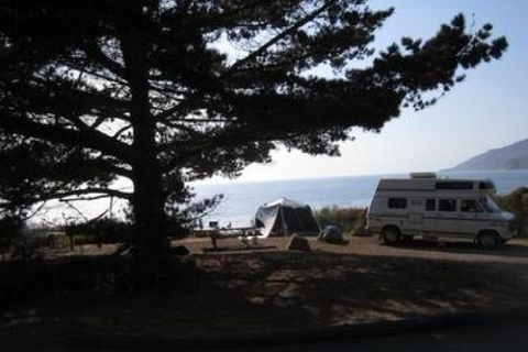Kirk Creek Campground Website