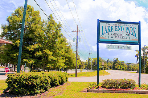 Lake End Park Campground Lifestyle Image