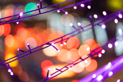 LED String Lights - Roof Top Tent Accessories