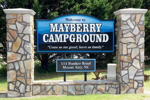 Mayberry Campground Lifestyle Image
