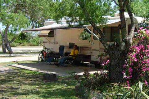 Mustang Hollow Campground Lifestyle Image