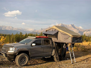 Overland Vehicle Systems Nomadic 3 Roof Top Tent for FJ Cruiser
