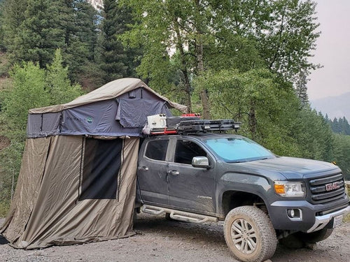 Nomadic 4 Person Roof Top Tent