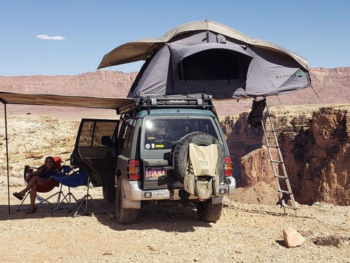 Nomadic 3 Person Roof Top Tent