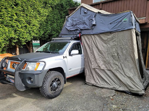 Overland Vehicle Systems Nomadic 4 Roof Top Tent